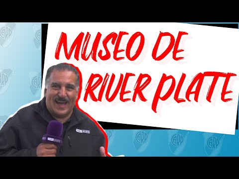 River Plate Museum with Fernando Fiore