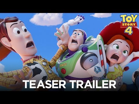 Toy Story 4 - Official Teaser