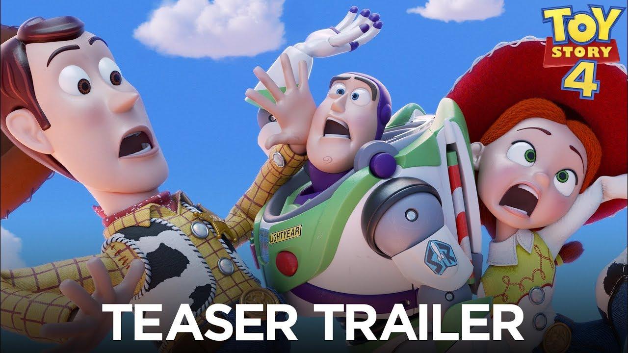Saiuu! Toy Story 4 ganha primeiro trailer!