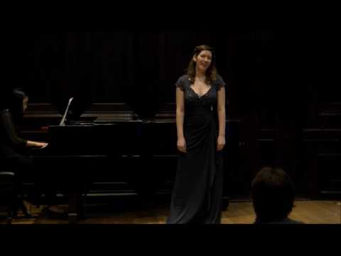 Performing Someone to Watch Over Me by George Gershwin