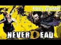 Neverdead Full Walkthrough Gameplay No Commentary ps3 L