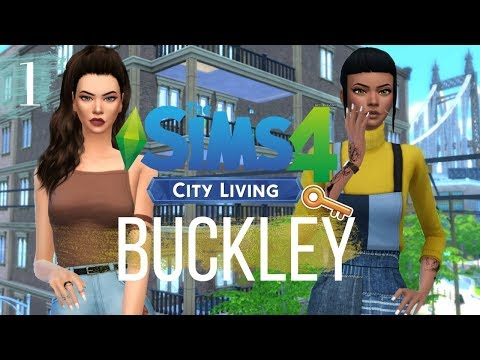 The Sims 4: City Living - Part 1 - The Big Move!