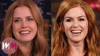 Top 10 Celebrities Who Could Pass Off as Twins