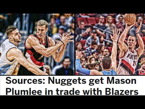 What the Mason Plumlee for Jusuf Nurkic Trade Means for Both Teams  | Cousins Hit in the Groin!