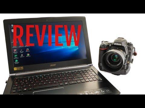 Notebook für Fotografen - Review Acer Aspire V 15 mit 4K-Display (Teil 2/2)