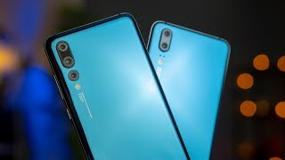 Huawei P20 Pro & Huawei P20 Review -  1 Month Later!