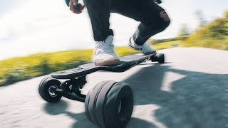 INSANE New Airless Electric Skateboard Wheels
