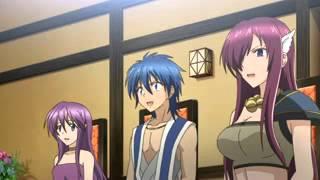 Герои забытых времён 1 серия / Aoi Sekai no Chuushin de 1 серия