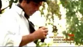 """How to prepare Asado Argentino"" Promotional Trailer"