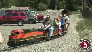 Great Northern & Cascade Railway - Skykomish, WA