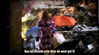 [HD] Can't I love you MV - Dream High OST (sub español, hangul, romanizacion)