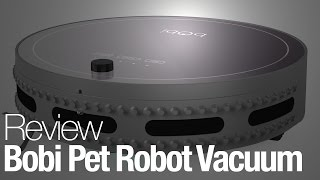 Bobsweep Bobi Pet Robot Vacuum Review