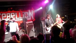 Chelsea - War Across The Nation, Rebellion Festivals 2012