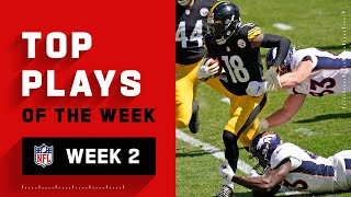 Top Plays from Week 2 | NFL 2020 Highlights