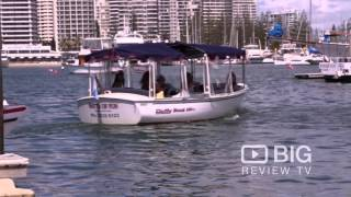 Boat cruiser hire gold coast