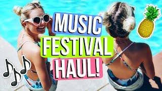 FESTIVAL CLOTHING HAUL! + Coachella Outfit Ideas! | Aspyn Ovard