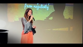 It's About Time We Use Our Voices Positively   Skye Dyer   TEDxUpperWestSideWomen