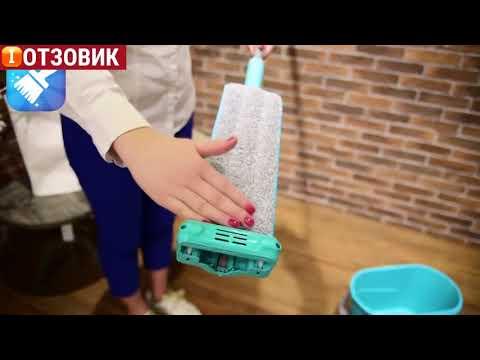 youtube CLEANER 360 - ШВАБРА-ЛЕНТЯЙКА