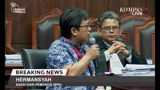 Penasihat IT Fadli Zon Jadi Saksi Tim BPN