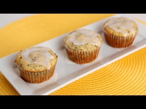 Lemon Poppy Seed Muffins Recipe – Laura Vitale – Laura in the Kitchen Episode 584