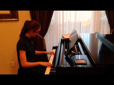 Piano Solo Pachelbel's Canon