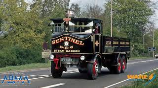 How the Sentinel Steam Wagon Progressed Freight Hauling - Steam Culture