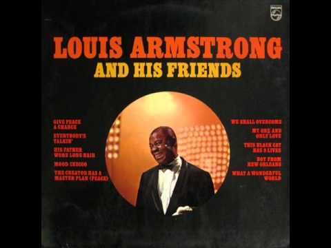 Louis Armstrong - Creator Has a Master Plan online metal music video by LOUIS ARMSTRONG