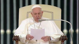 El Papa comienza un ciclo de catequesis sobre los Hechos de los Apóstoles