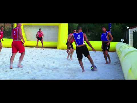 Beach soccer / volley