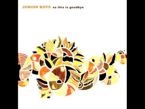 Junior Boys - Double Shadow
