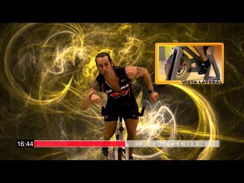 Ciclismo Indoor con Oscar Diez(sesión completa)