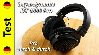 beyerdynamic DT 1990 Pro | Pro durch & durch