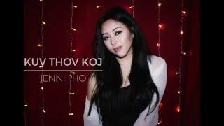 Kuv Thov Koj - Jenni Pho (Original) [Prod. By Flowgasm]