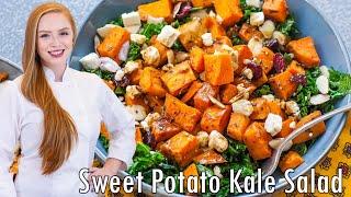 Kale & Sweet Potato Salad