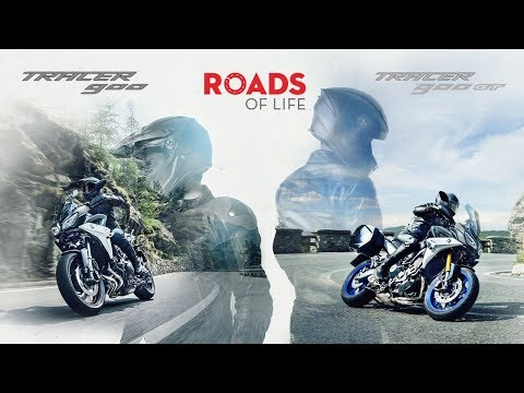 2019 Yamaha Tracer 900 GT in San Jose, California - Video 1