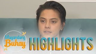 Magandang Buhay: Daniel describes his own house