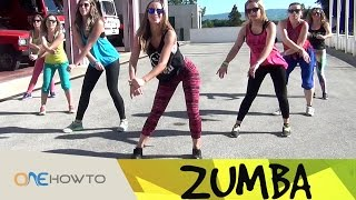 Zumba La gozadera fitness workout - weight loss with zumba