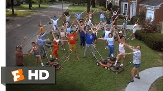 She's Having a Baby (4/9) Movie CLIP - Lawnmower: The Musical (1988) HD