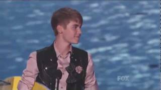 Justin Bieber - Teen Choice Awards 2011
