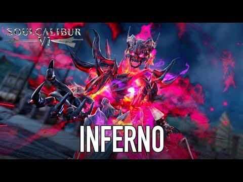 Annonce d'Inferno  de SoulCalibur VI