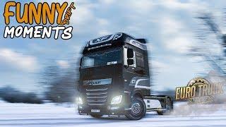 Euro Truck Simulator 2 Multiplayer Funny Moments & Crash Compilation #106 (ETS2MP)