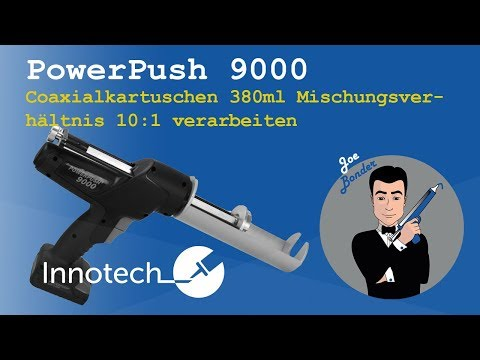 Video zu Powerpush 9000-380-101 mit Dosing
