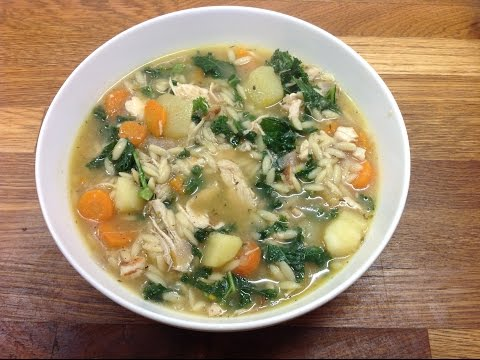 Instant Pot Chicken Soup Pressure Cooker Recipe