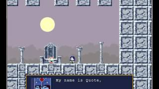 Cave Story ~ If Quote put on the Demon Crown
