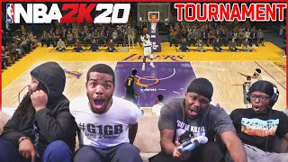 Brothers Face-Off To See Who's The WORST At 2k! (NBA 2K20)