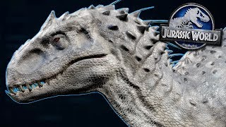 INDOMINUS REX SPECIES PROFILE! - Jurassic World Evolution