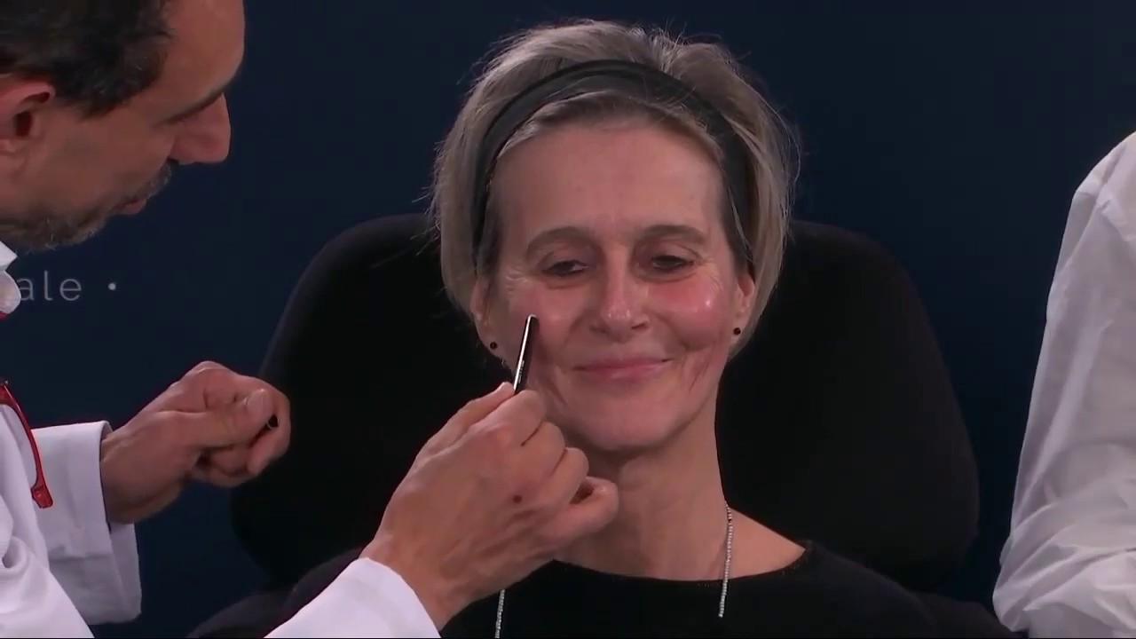 Comment embellir et rajeunir un visage en optimisant la quantité de produit - Cible & Dr Benadiba