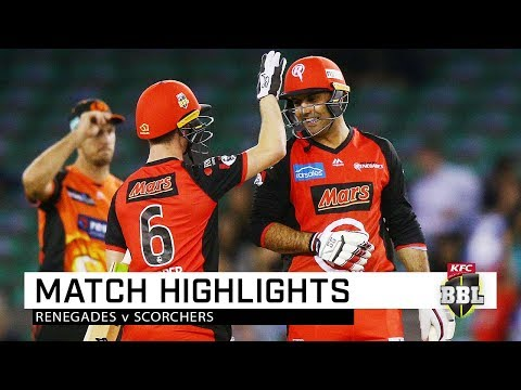 Renegades start BBL|08 with a bang download YouTube video in