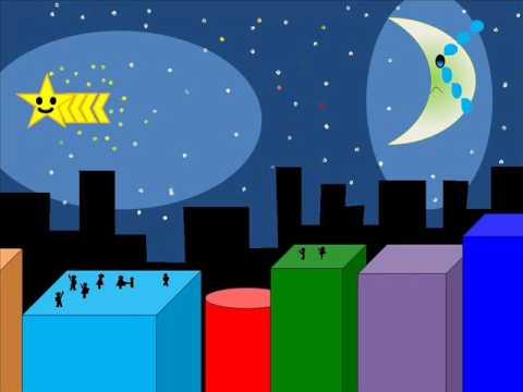 la estrella y la luna - La Oreja de Van Gogh