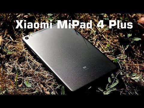 Xiaomi MiPad 4 Plus - Premium² 10 Zoll LTE Tablet - Review - Moschuss.de
